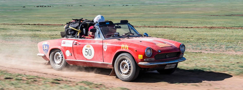 Rally Motor Credit >> The 7th Peking To Paris Endurorally