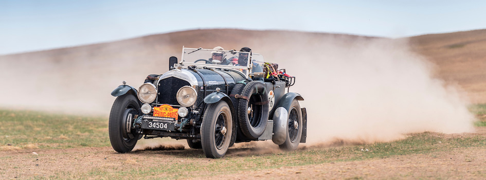 The 7th Peking to Paris Motor Challenge 2019 | Endurorally